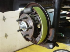Overall Brakes
