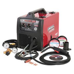 Easy-MIG™ 180 208/230-Volt AC Input Compact Wire Welder (LEW-K2698-1)