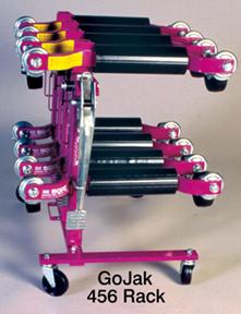 GoJak® Rack - Storage Rack Holds 4 GoJaks