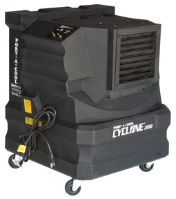 Port-A-Cool Cyclone® 2000 Evaporative Cooler (PTC-PACCYC02)