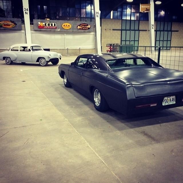 J. Dillinger Show Cars 2015