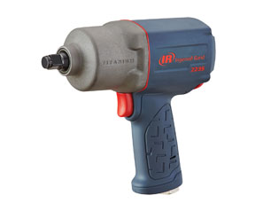 The 2235 Series is a finely tuned workhorse, from its components to its technology, to be the impact wrench you can always count on to get real work done.